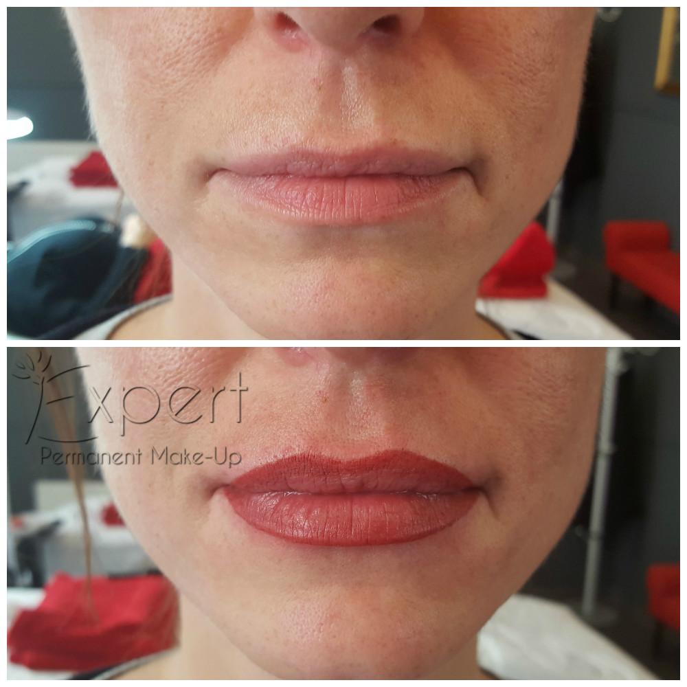 Etwas Neues genug Permanent Make-up für Lippen in Berlin - Professionell & Günstig #AP_29